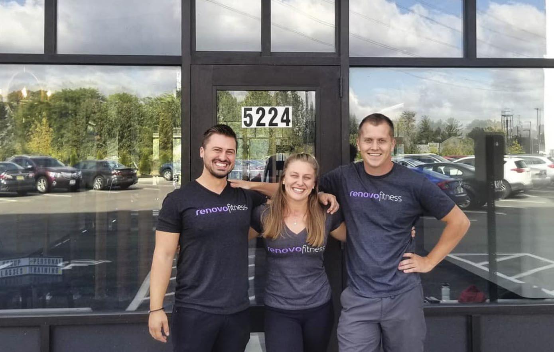 renovo-fitness-team